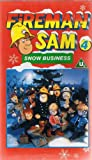 Fireman Sam: 4 - Snow Business [VHS]