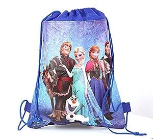 Frozen Backpack Drawstring Backpack Kids Bag (B)