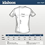 Idakoos-Blood-sweat-tears-Foosball-Sports-T-Shirt