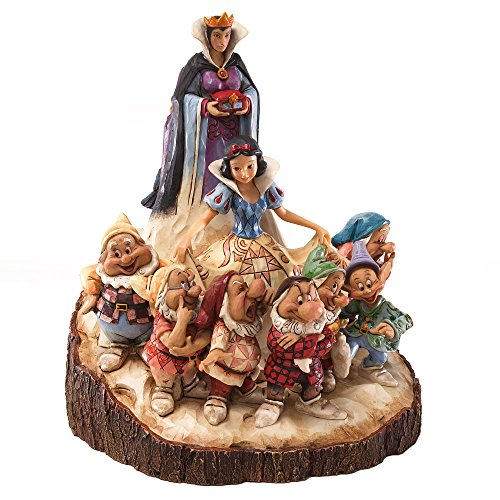 Disney Traditions by Jim Shore Snow White and the Seven Dwarfs Figurine