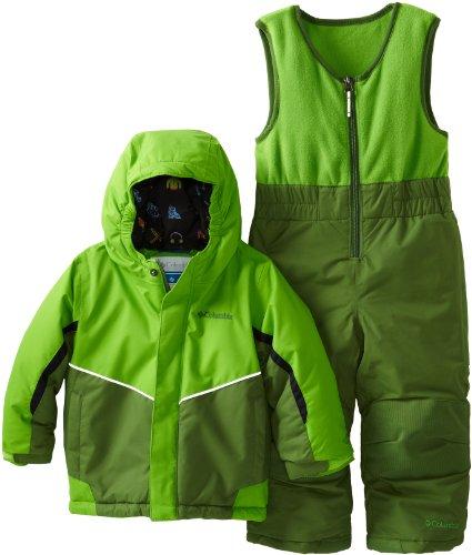 Columbia Sportswear Kids Buga Bib and Jacket