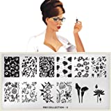 MoYou-London Nail Art Image Plate Pro XL Collection - 11
