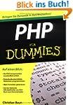 PHP f�r Dummies (Fur Dummies)