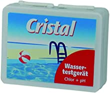 Wassertestgerät Chlor / pH-Wert-Tester