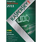 Kaspersky Anti Virus 2011, 3 PC, 1 Year Subscription (PC)by Kaspersky Lab