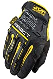 Mechanix M-Pact Glove in Yellow/Black - Medium