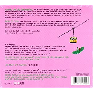 Kasperl und die Germknödel und Rache ist rosa: Zwei bayrische Kasperlhörspiele für Kinder ab 5 Jahren von und mit Richard Oehmann und Josef Parzefa