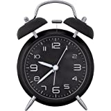 Twin Bell Plastic Alarm Clock Trade Show Giveaway