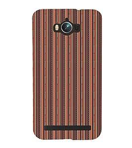EPICCASE straight ethnic lines Mobile Back Case Cover For Asus Zenfone Max (Designer Case)