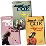 Jonathan Coe Collection 3 Books Set Pack RRP: �26.97 (The Accidental Woman, The Dwarves of Death, The Rotters Club)by Jonathan Coe