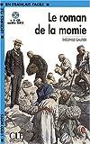echange, troc Theophile Gautier - Le roman de la momie (1CD audio MP3)