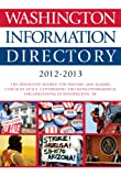 img - for Washington Information Directory 2012-2013 book / textbook / text book