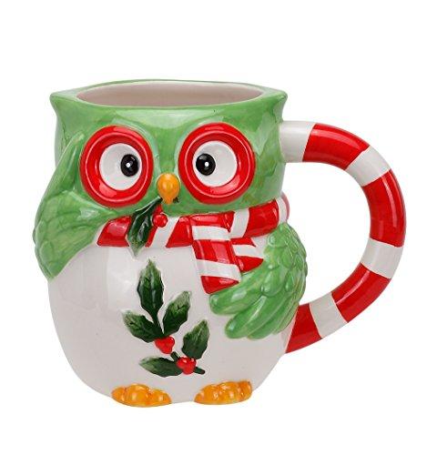 owl-and-holly-berry-twig-12-ounce-ceramic-christmas-coffee-mug