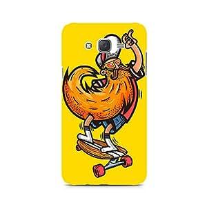Mobicture Cartoon Premium Designer Mobile Back Case Cover For Samsung J2