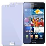 "2X ORIGINAL iProtect Displayschutzfolie Samsung Galaxy S2 II i9100 Displayschutz ""CrystalClear"" unsichtbar Galaxy 2von ""iprotect"""