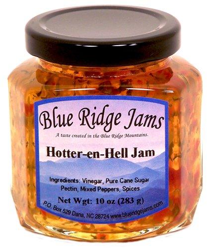Hotter-en-Hell Jam, Set of 3 (10 oz Jars)