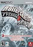 RollerCoaster Tycoon 3 Platinum [Mac Online Code]