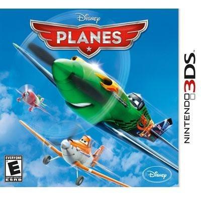 Disney'S Planes   3Ds