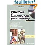 L'anatomie et la physiologie pour les infirmier(e)s (1Cédérom)