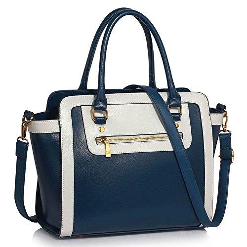 tote-handbag-navy-white-large-womens-handbags-ladies-fashion-shoulder-bag-grab-tote-handbags-hot-sel