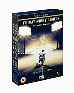 Friday Night Lights - Series 1 [6 DVD Box Set] [UK Import]
