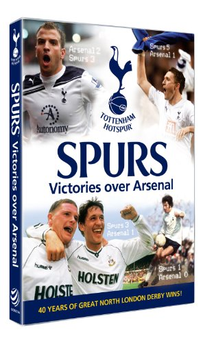 Tottenham victories over Arsenal [DVD]