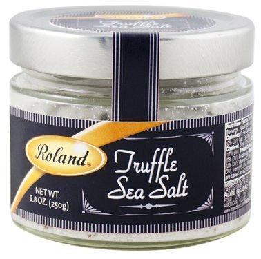 Roland: Truffle Sea Salt 8.8 Oz (6 Pack) (Fusion Truffle Salt compare prices)