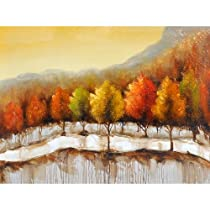 Yosemite FCB4219Q-1 Autumn in New York I Wall Art