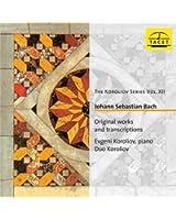 Bach : Oeuvres pour deux claviers & Transcriptions