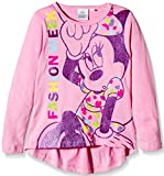 DISNEY HO1188 - Camiseta manga larga infantil, color rosa, 8 años