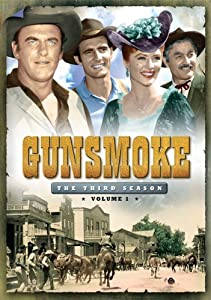 Gunsmoke: The Third Season, Vol. 1 from Paramount