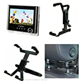 51v%2BeoiHp4L. SL160  Buybits Portable DVD Car Headrest Mount fits the Coby TFDVD7052 DVD Player