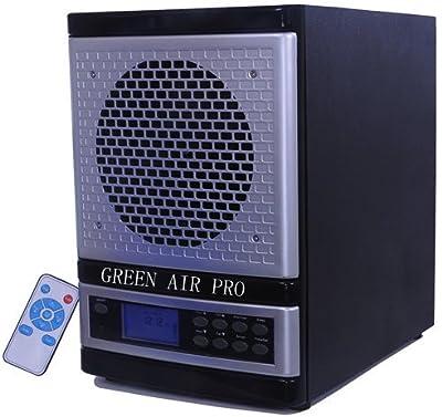 Green Air Purifiers Green Air Pro 2 Plate HEPA Alpine Air Purifier Ozone Generator