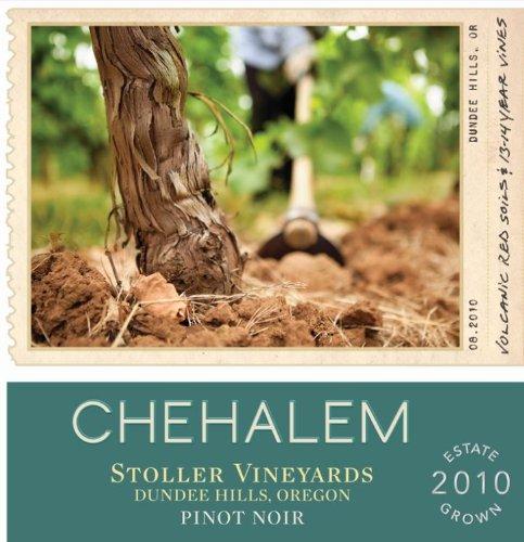 2010 Chehalem Stoller Vineyards Pinot Noir, Dundee Hills Ava 750Ml
