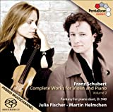 Complete Works for Violin & Piano (Hybr) (商品イメージ)