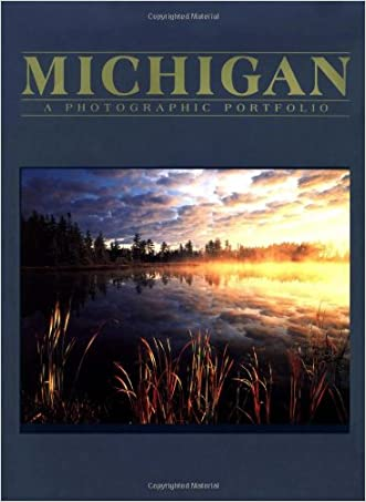 Michigan: A Photographic Portfolio Book
