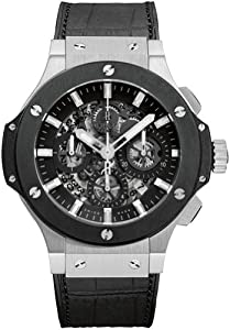 Hublot Big Bang Aero Bang Black Dial Chronograph Mens Watch 311-SX-1170-GR from Hublot