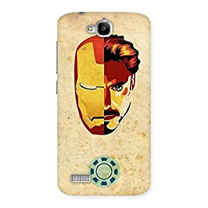Special Genius Pwer Back Case Cover for Honor Holly