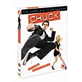 "Chuck - Season 3 [UK Import]von ""WARNER HOME VIDEO"""