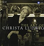 The Art of Christa Ludwig (Coffret 5 CD)