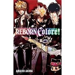 �ƒ닳�t�q�b�g�}��REBORN! �����r�W���A���u�b�N REBORN Colore! (�W�����v�R�~�b�N�X)