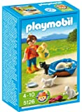 PLAYMOBIL Girl with Cats and Kittens