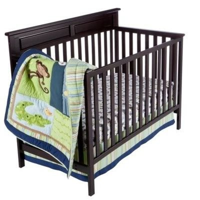 Tiddliwinks Safari Animals Baby Bedding