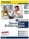 Steuer-Spar-Erklärung 2009 für Selbstständige
