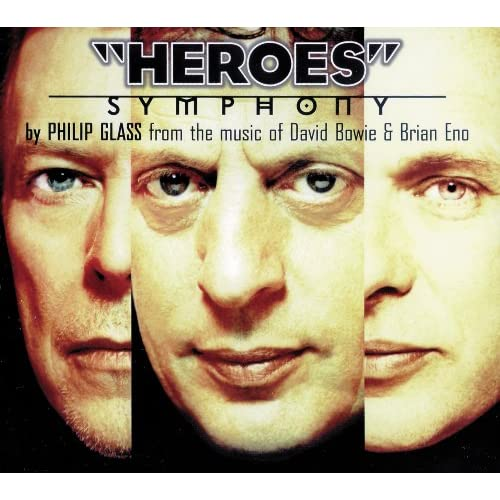 Amazon.com: Philip Glass: Heroes Symphony: American Composers