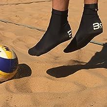 Calcetines de arena de Bora - Calcetines de deporte en la playa, calcetines de neopreno para playa & agua