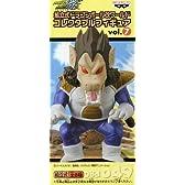組立式ドラゴンボール改ワールドコレクタブルフィギュア vol.7 DB改049 ベジータ(大猿Ver.)単品
