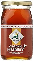 24 Mantra Organic Honey, 500g