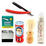 MENS GIFT SHAVING SET KIT TURKISH CUT...