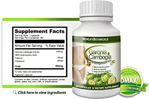Garcinia Cambogia Extract by NewLifeBotanicals